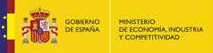 Ministerio de Economía y Competitividad. Gobierno de España.